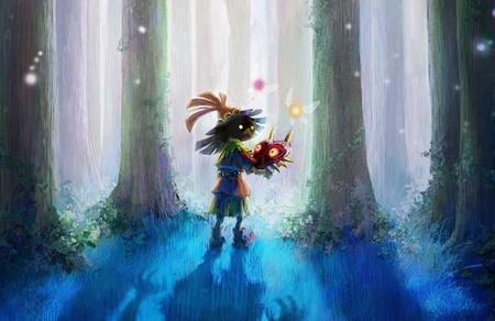 El momento llegó en el nuevo trailer de The Legend of Zelda: Majora's Mask 3D