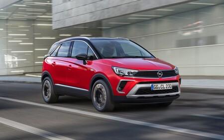 Opel Crossland 2021 2