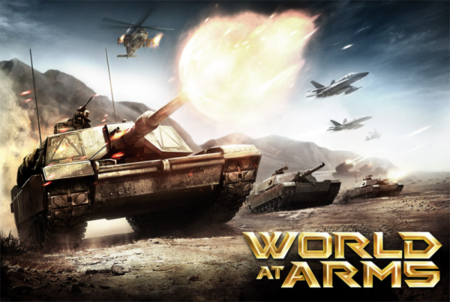 Gameloft lanza World at Arms, un juego de estrategia para Windows Phone 8