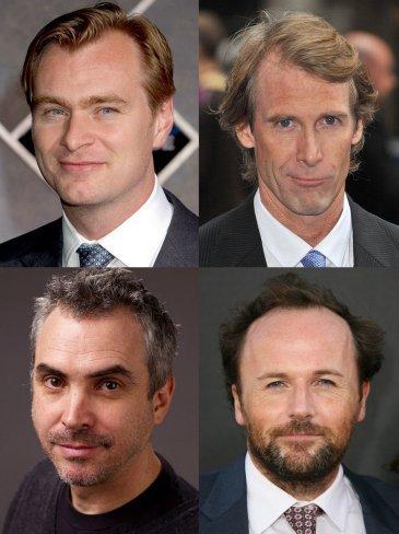 Nolan, Bay, Cuarón o Wyatt podrían dirigir la nueva 'Twilight Zone' producida por DiCaprio