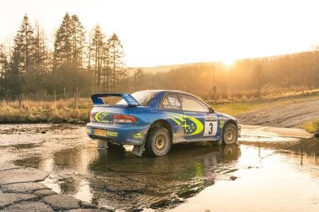 Subaru Impreza Richard Burns 16