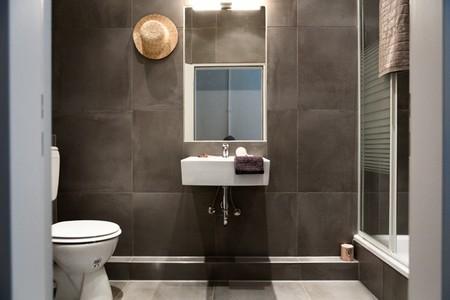 baño minimal