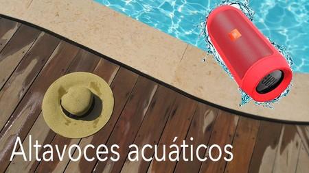 Los altavoces son para el verano: 13 altavoces Bluetooth para llevar la música a todas partes