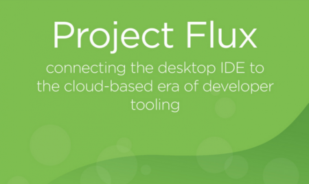 Proyecto Flux, Eclipse quiere llevar los IDE de escritorio a la nube sin perder funcionalidades