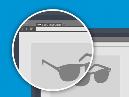 Cómo abrir siempre las pestañas de tu navegador en modo incógnito