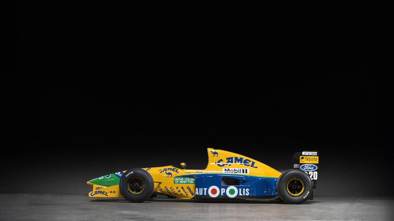 Foto de Benetton B-191-02 (2/19)