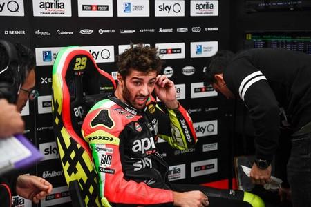 Andrea Iannone sigue inhabilitado para correr en moto tras el aplazamiento de su juicio por dopaje