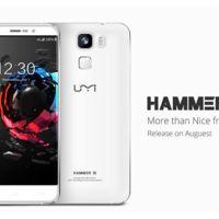 Lector de huellas y USB Type-C en un teléfono barato: existe, y es el UMi Hammer S