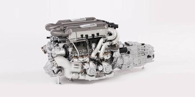 Ya puedes comprar el W16 8.0 litros del Bugatti Chiron por menos de 10.000 euros... a escala