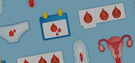 No, tener la regla no debería avergonzarnos en ningún caso, pero estos emojis pueden ayudar a normalizarlo