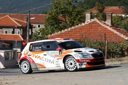 Dimitar Iliev se lleva la victoria en el Rally Sliven