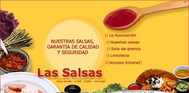 Las salsas, una web sobre…