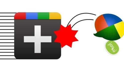 GooglecierraBuzz,JaikuyquitalascaracterísticassocialesdeiGoogle,entreotrascosas