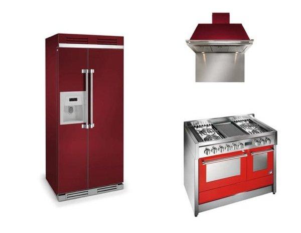 Electrodom sticos para cocinas con color - Electrodomesticos de colores ...
