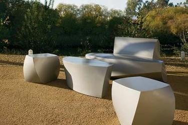 Mobiliario de exterior de Frank Gehry