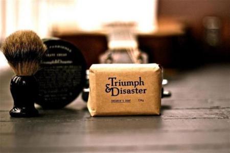 Triumph & Disaster: Cosmética natural con un 'look' y filosofía muy 'hipster'