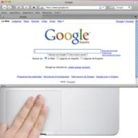 Gestos multitouch con tres dedos en Firefox 3.5
