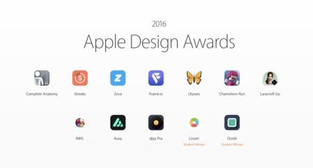 México está entre los ganadores de los Apple Design Award 2016