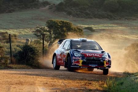 Rally de Cerdeña 2012: Mikko Hirvonen líder en solitario, Petter Solberg abandona