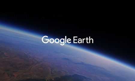 Cambiar fondo google earth