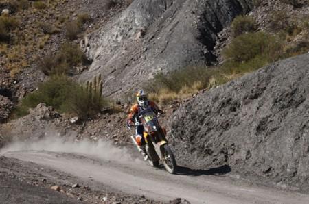 Walkner Etapa5 Dakar2016