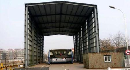 El autobús tragacoches chino, el último gran fraude con la movilidad como excusa