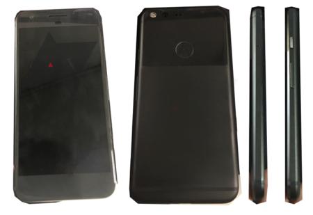 El nuevo Nexus 2016 se deja ver con la primera fotografía de su prototipo
