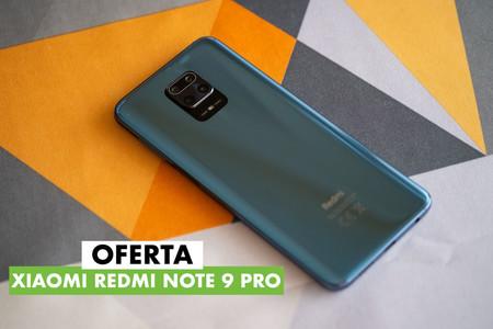 El Xiaomi Redmi Note 9 Pro baja a precio récord gracias a este cupón: llévatelo hoy con 60 euros de descuento y envío gratis