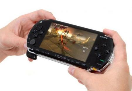 TiltFX, añade un sensor de movimiento a tu PSP