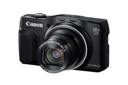 Canon PowerShot SX700 HS, toda la información acerca de la compacta con zoom 30x