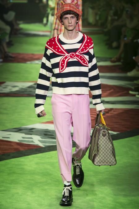 Expande tu visión de moda este 2017 y súmate a la nouvelle vague estética liderada por Gucci