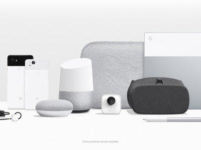 Pixel 2, Google Home Mini y Max, Pixelbook y más: Esto es todo lo que Google ha anunciado en su evento de otoño