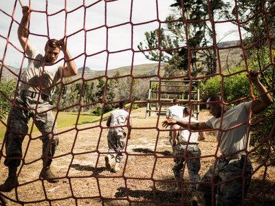 Preparación física militar: un modelo que está evolucionando