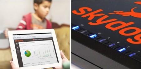 Skydog, el router que promete un control total de lo que pasa en nuestra red
