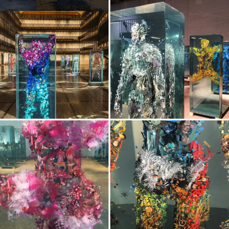 Dustin Yellin Nyc Ballet Lincoln Center 06