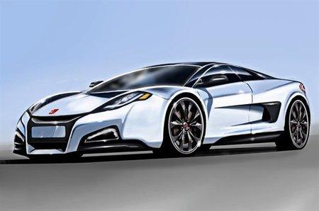 Honda presentará el nuevo NSX en el salón de Detroit