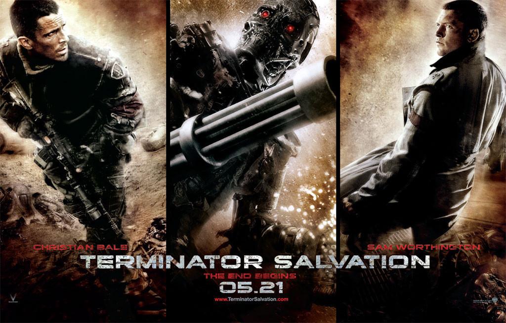 Foto de 'Terminator Salvation', nuevos carteles (6/6)