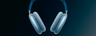 Los lujosos auriculares de alta fidelidad AirPods Max alcanzan su precio mínimo histórico en Amazon de 506 euros
