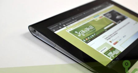 Sony Tablet S se actualiza oficialmente a Android 4.0.3