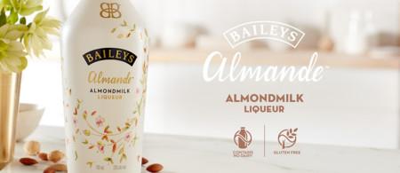 Baileys para veganos, hecho con leche de almendra