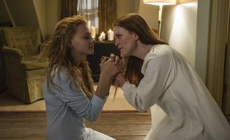 Julianne Moore y Chloë Grace Moretz en
