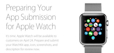 Apple abre la veda y ya acepta aplicaciones de cualquier desarrollador para su Watch