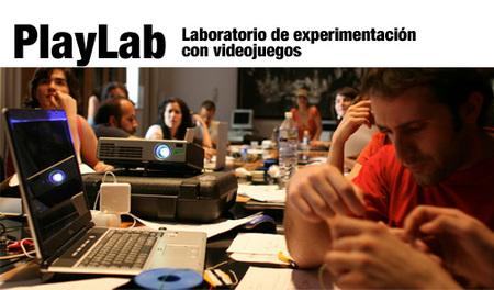 PlayLab, experimenta creando videojuegos. Convocatoria abierta