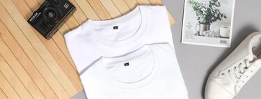 13 camisetas básicas rebajadas para sacarte de cualquier apuro: H&M, Jack & Jones o Tommy Hilfiguer desde 4,99 euros