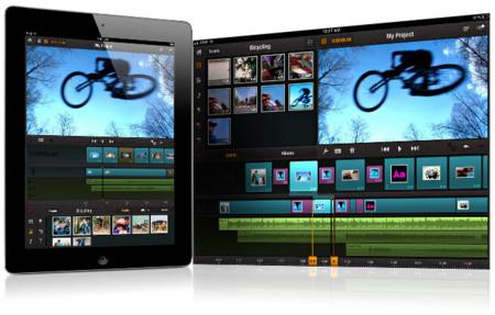 Avid Studio para iPad, otra alternativa para la edición de vídeo en el tablet de Apple