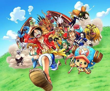 DLC gratuito para One Piece Unlimited World Red