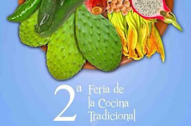 Segunda Feria de la Cocina Tradicional El Cóporo, cocina auténtica en Guanajuato