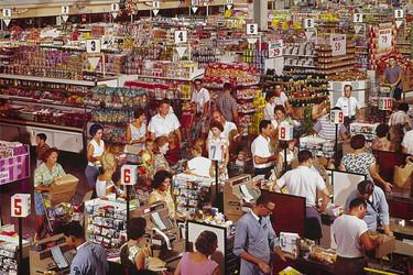 ¿Cuántos alimentos dona mi supermercado?