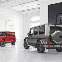 Si querías más exclusividad, Mercedes-Benz lanza dos ediciones especiales del Clase G