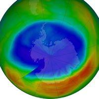 El agujero de ozono se reduce al tamaño de 1988 pero no es una buena noticia